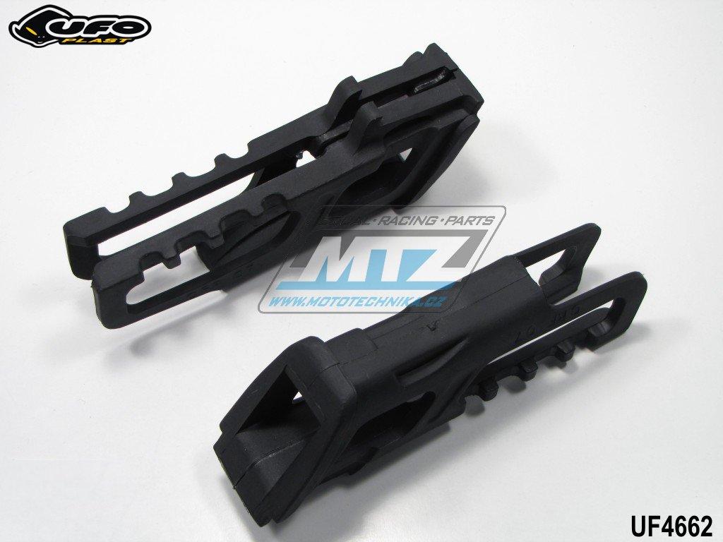 Vodítko řetězu Honda CRF450R / 13-16 + CRF250R / 14-18 - černé