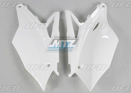 Bočnice Kawasaki KXF450 / 16-18 + KXF250 / 17-20 - (barva bílá)