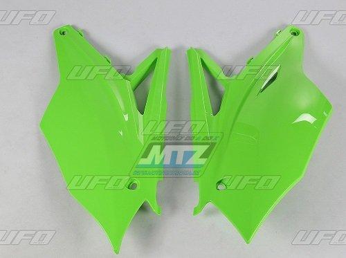 Bočnice Kawasaki KXF450 / 16-18 + KXF250 / 17-20 - (barva zelená)