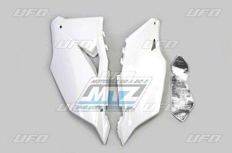 Bočnice Kawasaki KXF450 / 19-20 - (barva bílá)