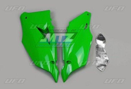 Bočnice Kawasaki KXF450 / 19-20 - (barva zelená)