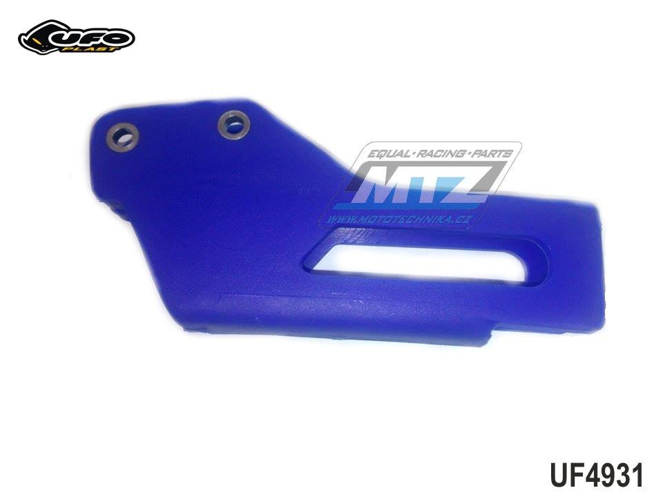 Vodítko řetězu Suzuki RMZ250 / 10-18 - modré
