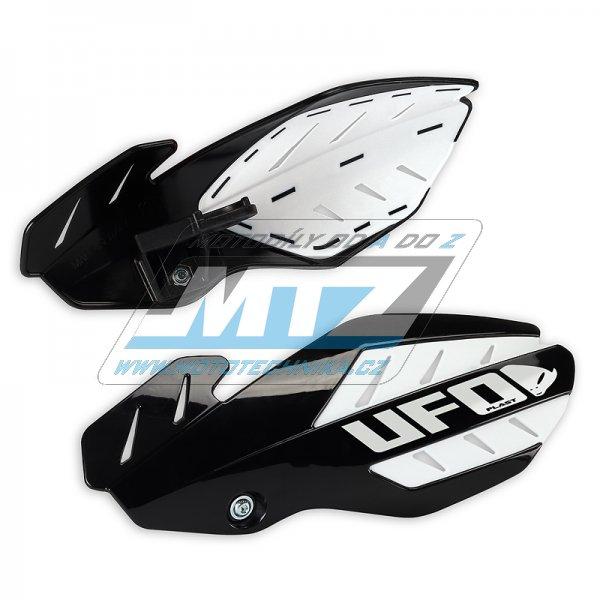 Kryty páček Ufo Flame Suzuki RMZ250+450 / 12-18 - černé
