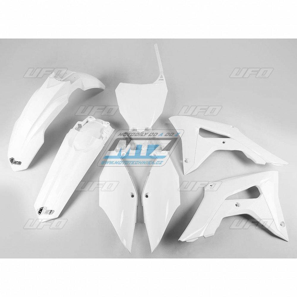 Sada plastů Honda - CRF450R / 17-18 + CRF250R / 18 - bílá