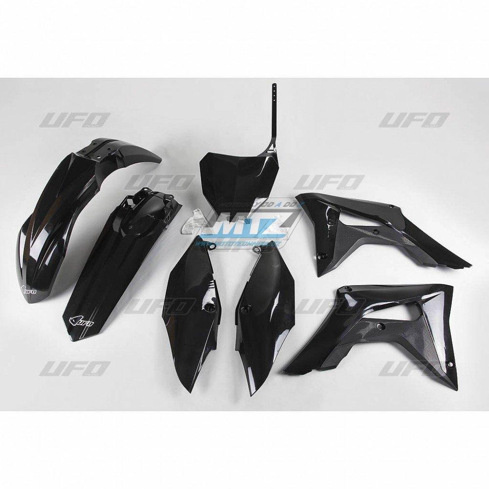 Sada plastů Honda - CRF450R / 17-18 + CRF250R / 18 - černá