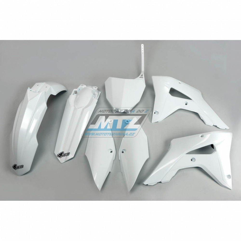 Sada plastů Honda - CRF450RX / 17 - bílá