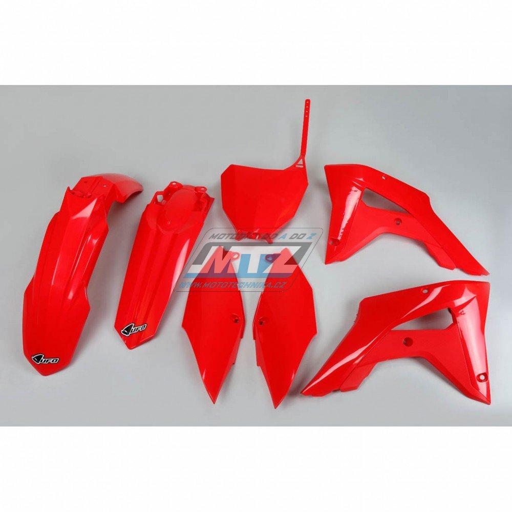 Sada plastů Honda - CRF450RX / 17 - červená