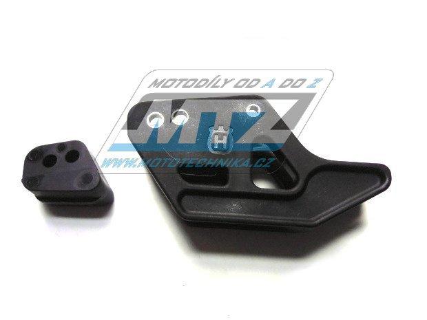 Vodítko řetězu kompletní Husqvarna - CR125+250 + TC250+450+510 + SMR450+510 / 92-13