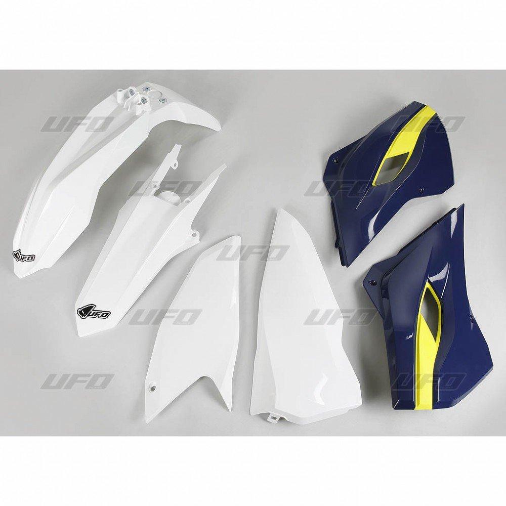 Sada plastů Husqvarna TE125+250+300 + FE250+350+450+501 / 15-16 - modrá