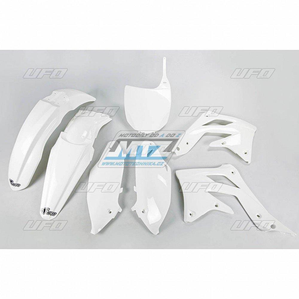 Sada plastů Kawasaki - KXF450 / 12 - bílá