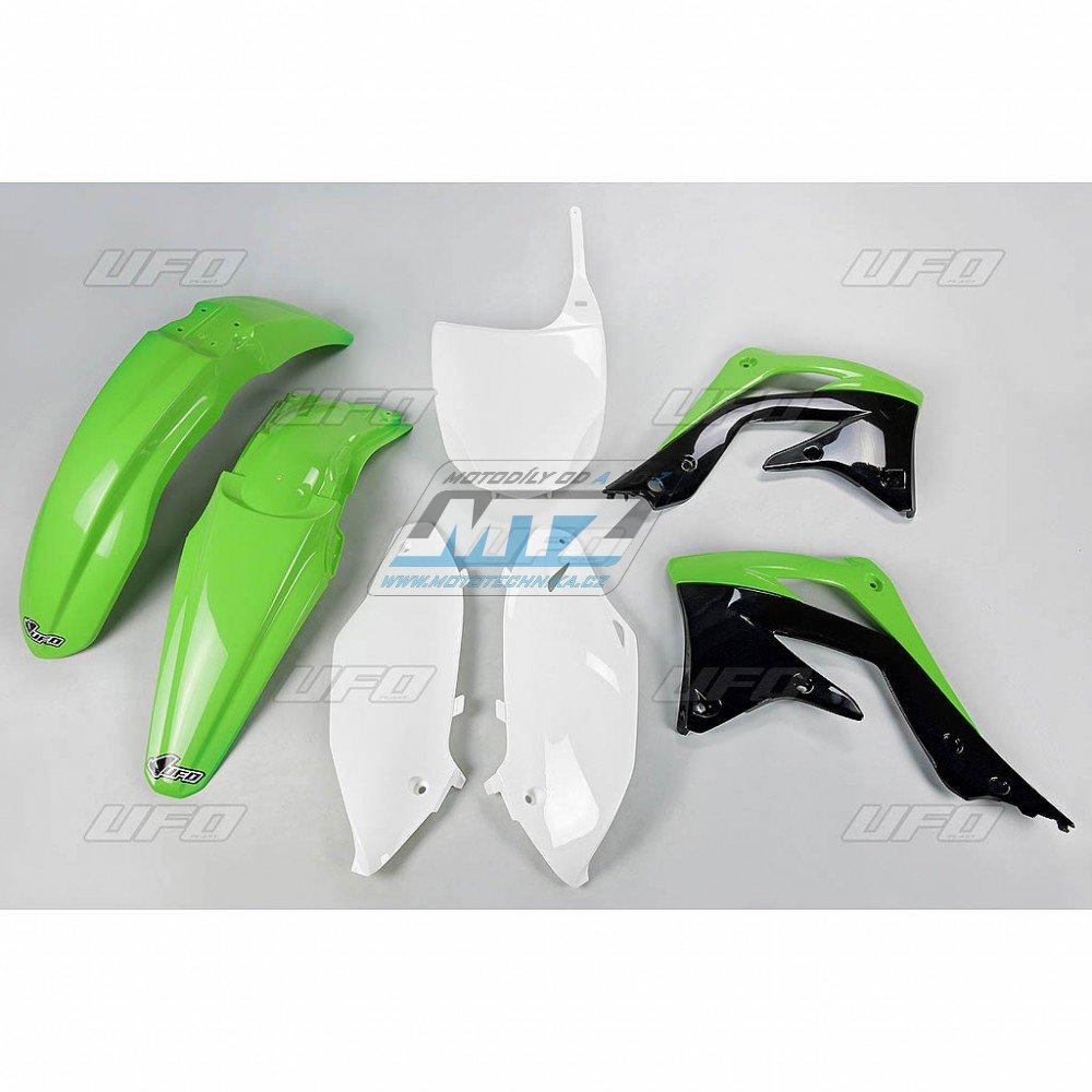 Sada plastů Kawasaki - KXF450 / 12 - originální barvy