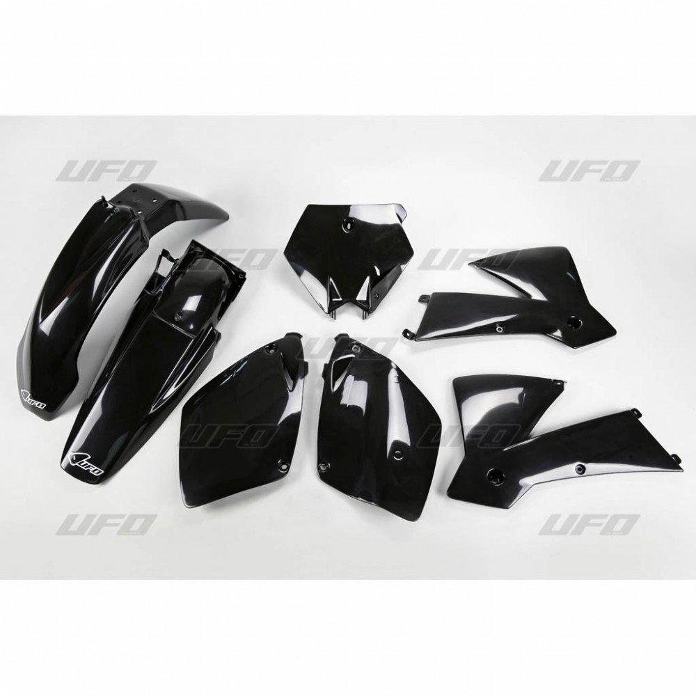 Sada plastů KTM - 125+250+450+525SX+SXF / 03 - černá