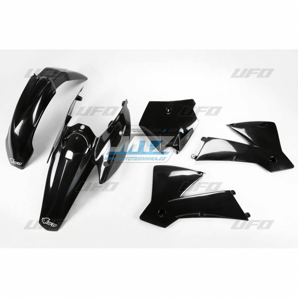 Sada plastů KTM - 125+250+450+525SX+SXF / 04 - černá