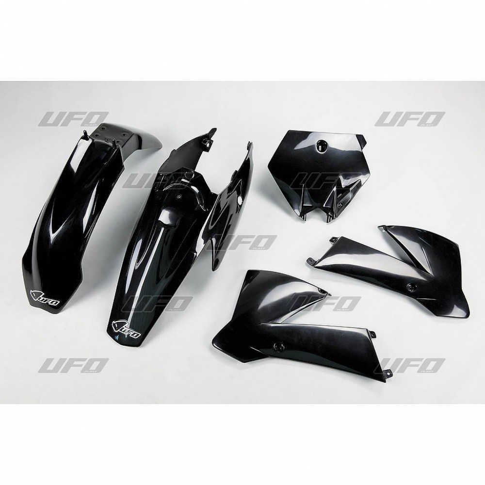 Sada plastů KTM - KTM85SX / 04-05 - černá