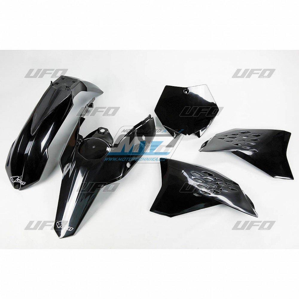 Sada plastů KTM - 125+250+450+525SX+SXF / 07-08 - černá