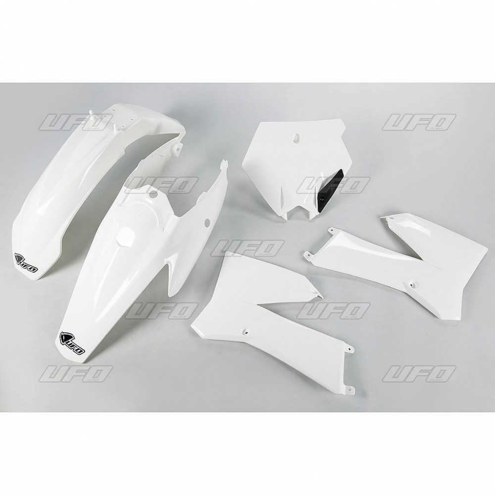 Sada plastů KTM - KTM85SX / 11-12 - bílá