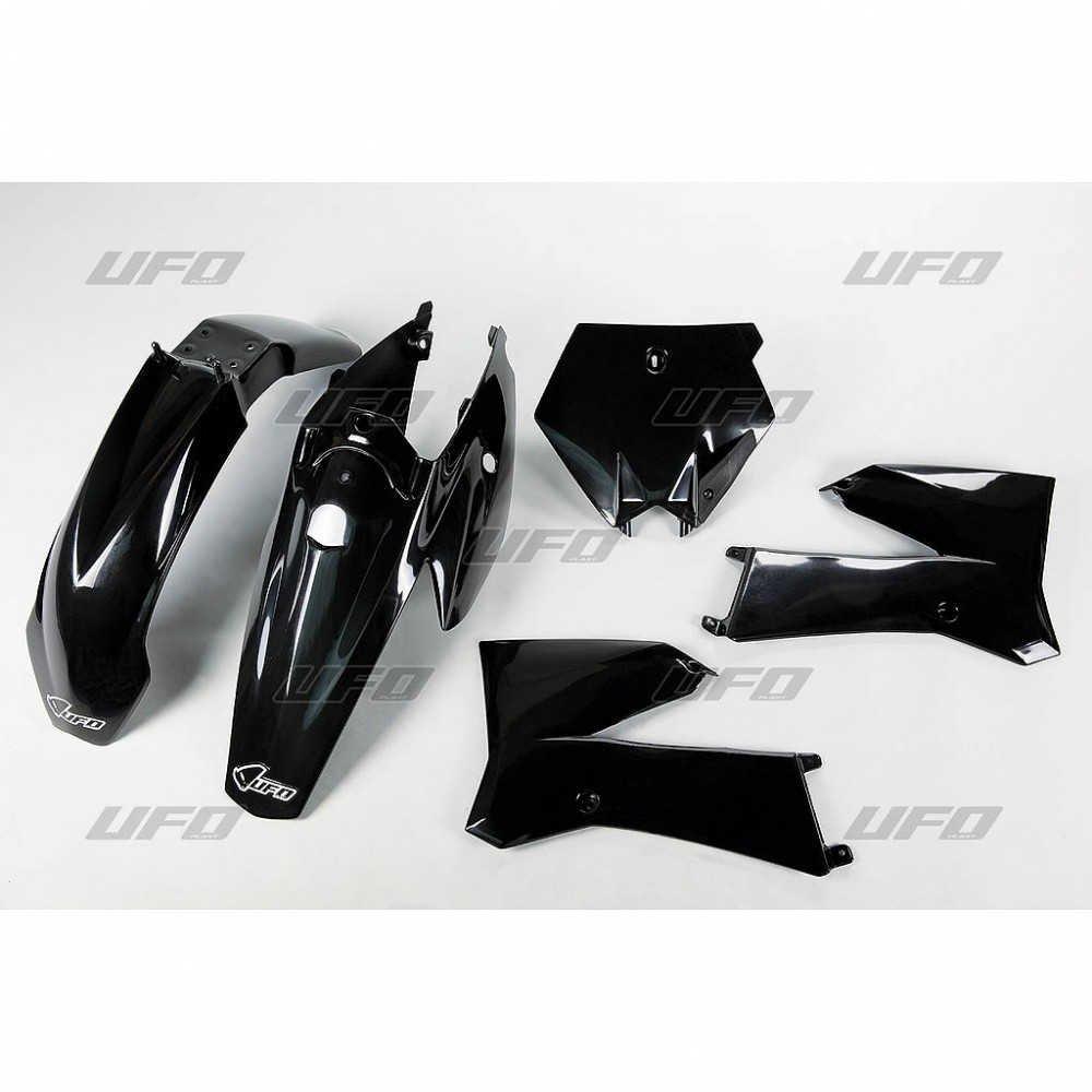 Sada plastů KTM - KTM85SX / 11-12 - černá