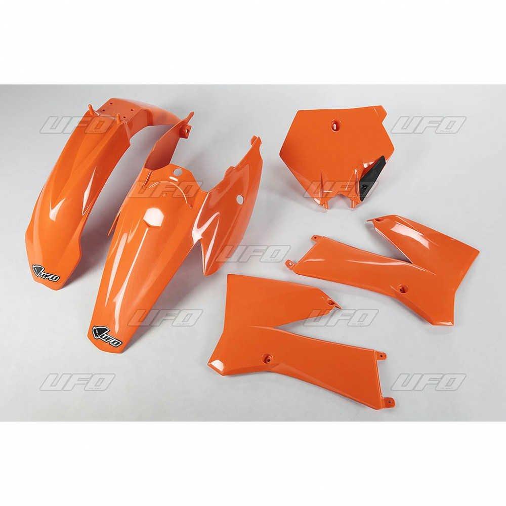 Sada plastů KTM - KTM85SX / 11-12 - oranžová