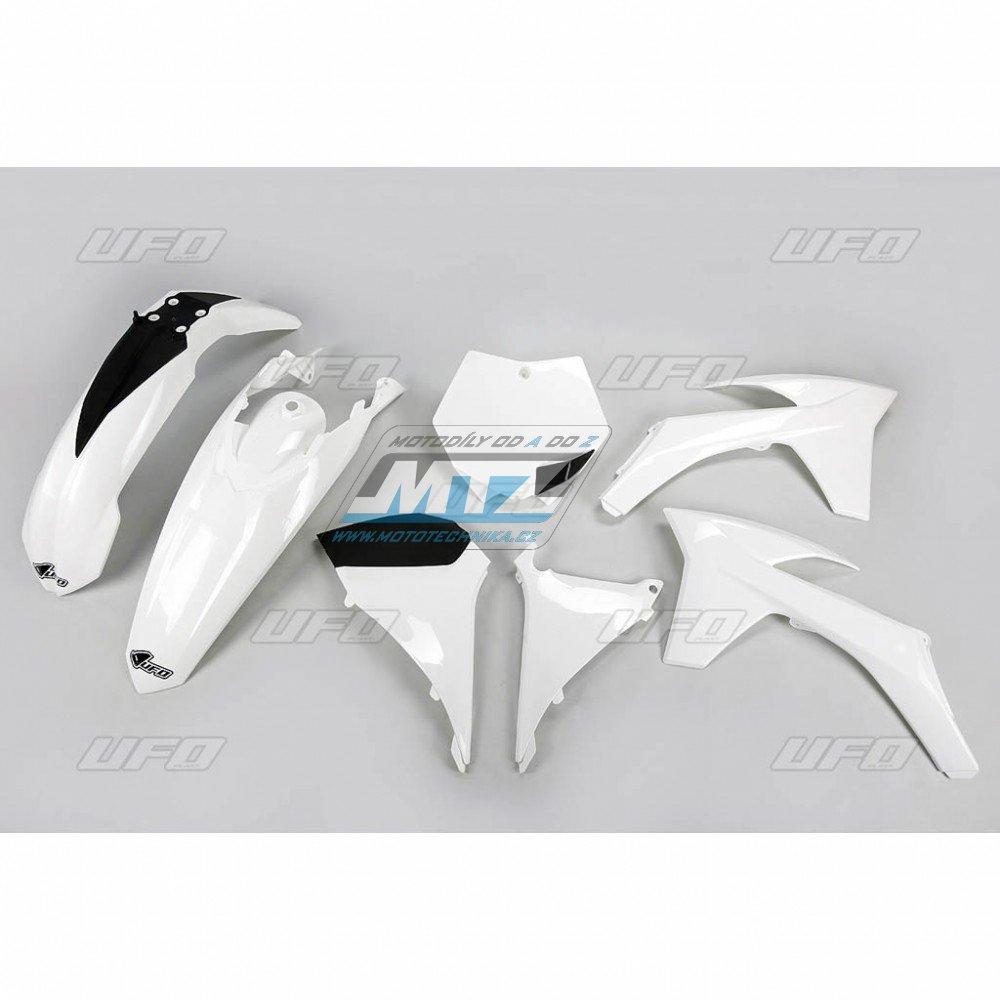 Sada plastů KTM - 125+250+350+450SX / 11 - bílá