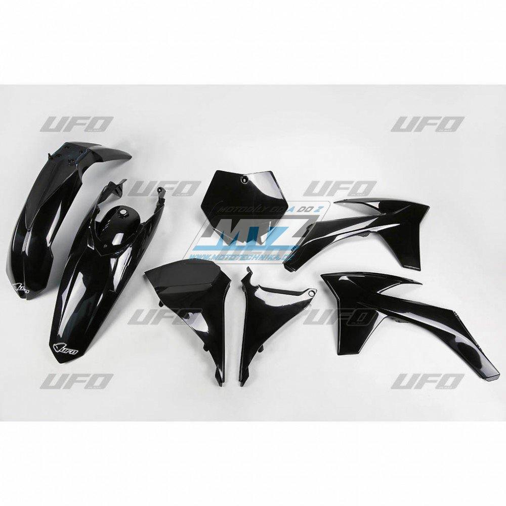 Sada plastů KTM - 125+250+350+450SX / 11 - černá