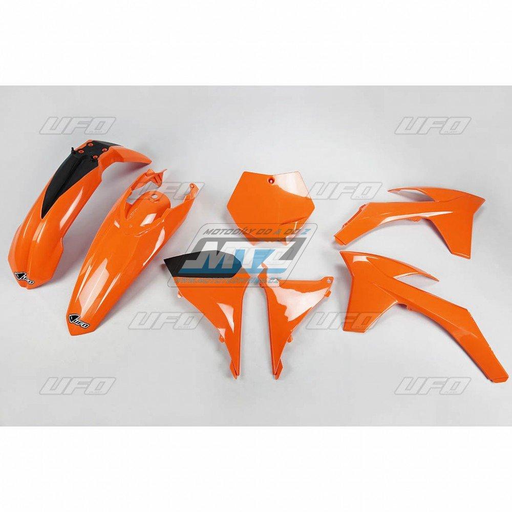 Sada plastů KTM - 125+250+350+450SX / 11 - oranžová