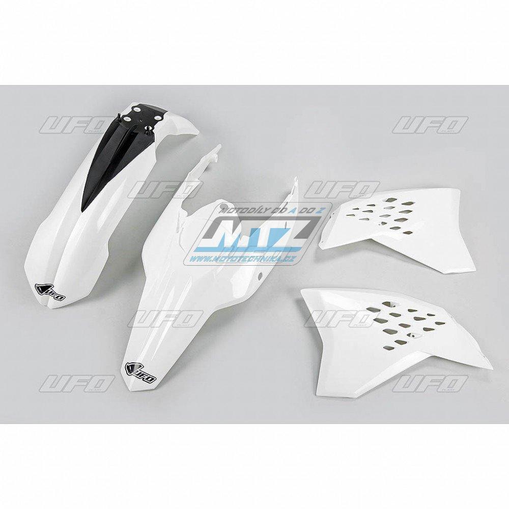 Sada plastů KTM - 125+250+300+450+530EXC+EXCR / 11 - bílá