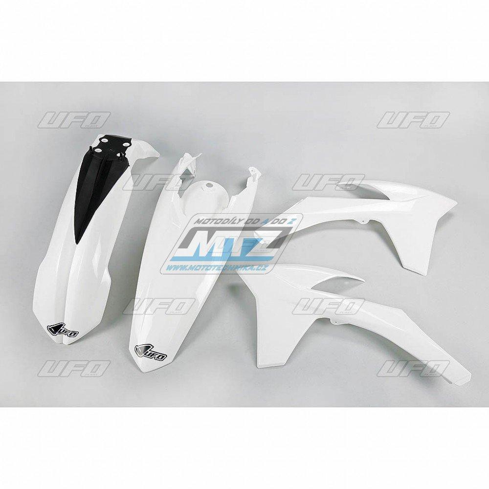 Sada plastů KTM - 125+250+300+350+450+500EXC+EXCR / 12-13 - bílá