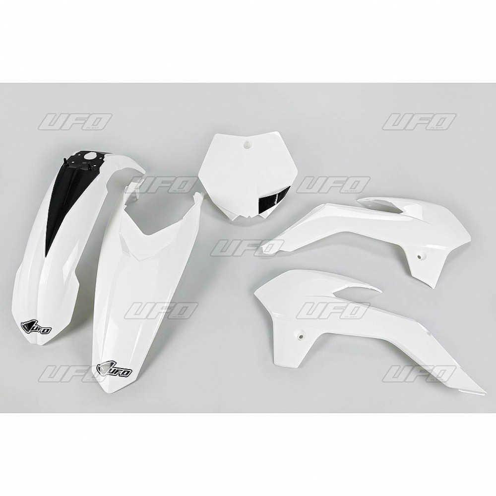 Sada plastů KTM - KTM85SX / 13-17 - bílá