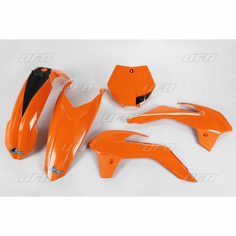 Sada plastů KTM - KTM85SX / 13-17 - oranžová