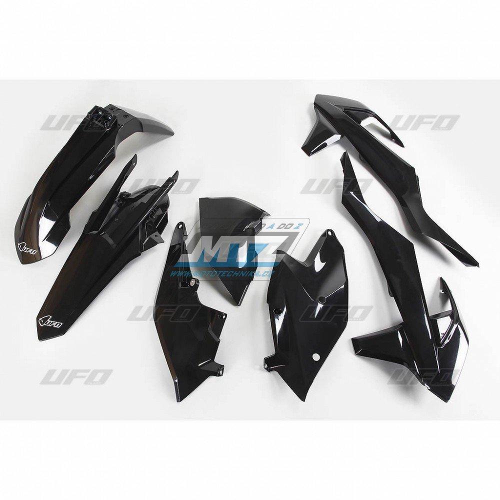 Sada plastů KTM - 125+250+300+350+450+500EXC+EXCF / 17 - černá