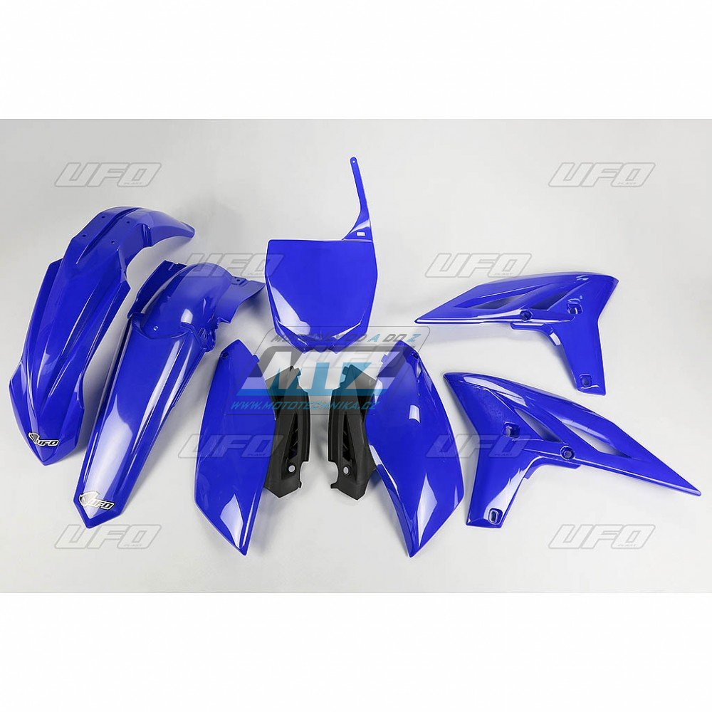 Sada plastů Yamaha - YZF250 / 11-12 - modrá