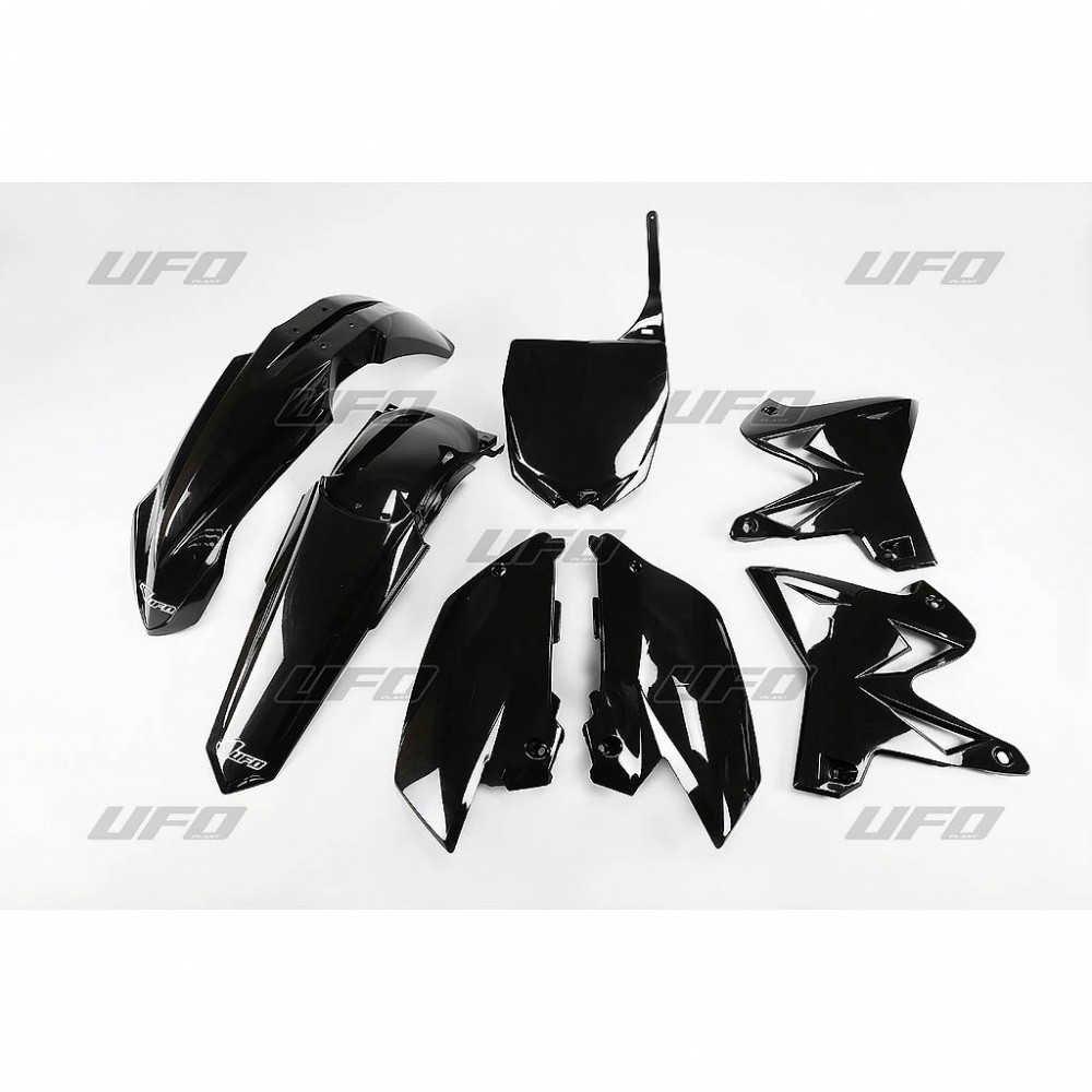 Sada plastů Yamaha - Restyling YZ125+250 / 02-14 - černá