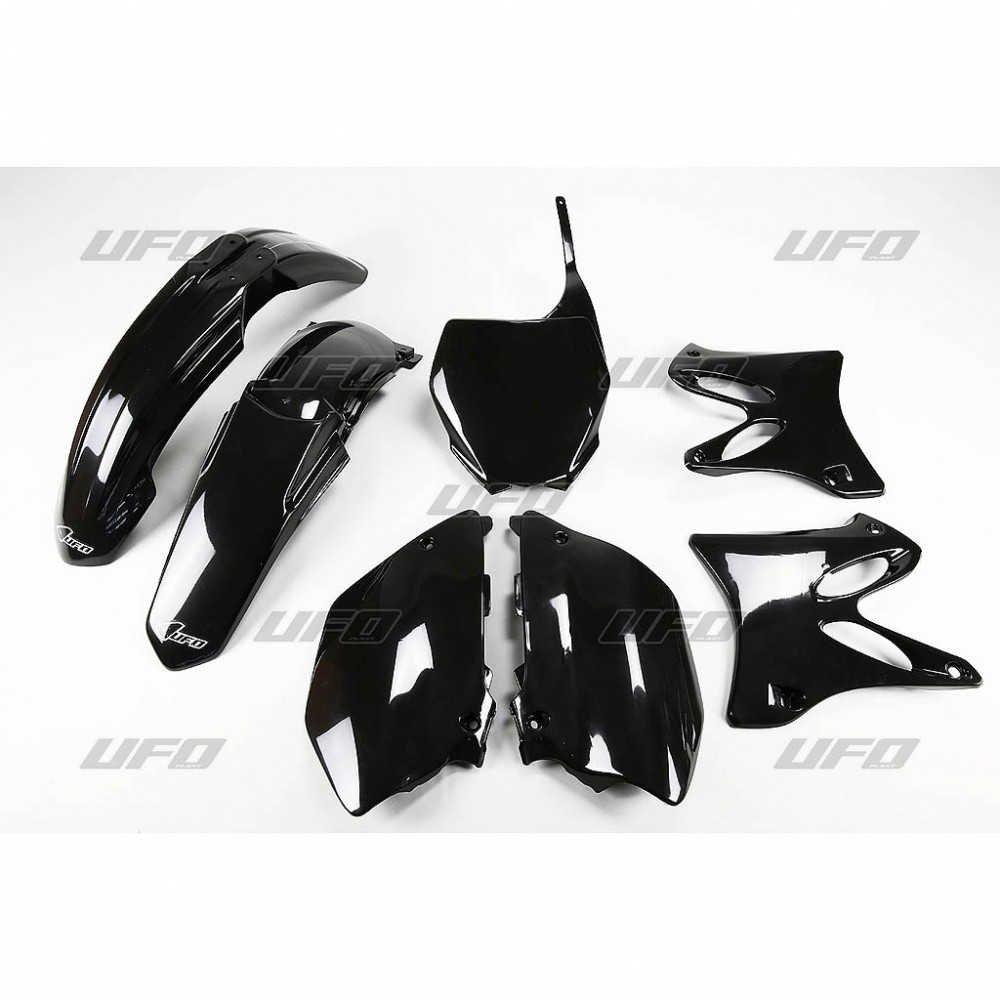 Sada plastů Yamaha - YZ125+250 / 13-14 - černá