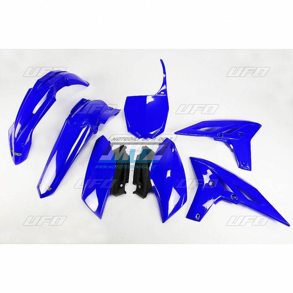 Sada plastů Yamaha - YZF250 / 13 - modrá