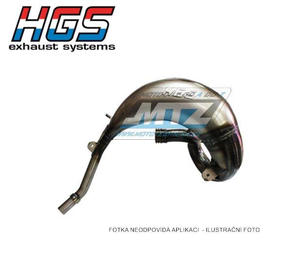 Koleno výfuku HGS - Husqvarna TC250+TE250 / 17-18