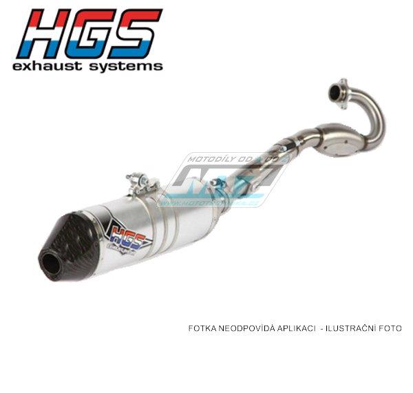 Výfuk kompletní (výfukový systém) HGS - Yamaha YZF450 / 18