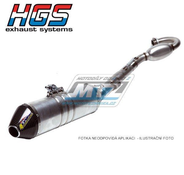 Výfuk kompletní (výfukový systém) HGS - KTM 250EXCF / 14-16