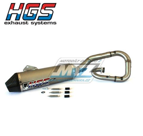 Výfuk kompletný (výfukový systém) HGS - Yamaha YZF250 / 14-17