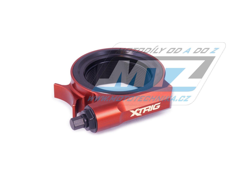 Regulace předpětí zadního tlumiče XTRIG PreloadAdjuster - Kawasaki KX85 / 14-17