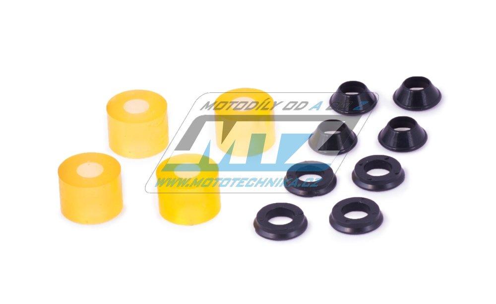 Elastomere Xtrig MEDIUM - žluté - střední verze