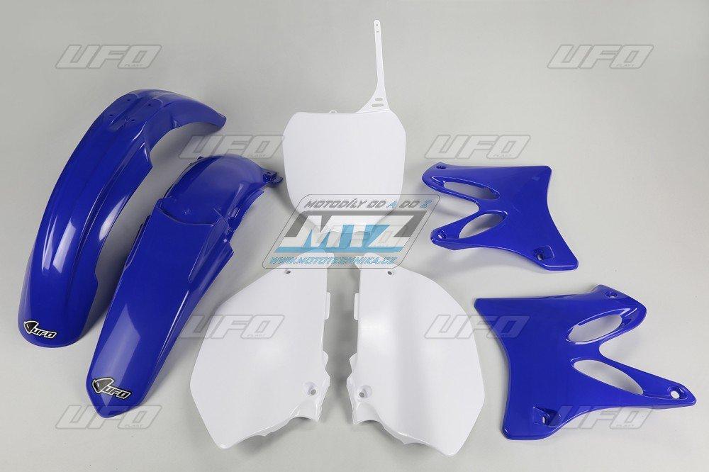 Sada plastov Yamaha - YZ125+250 / 02-05 - originálne farby