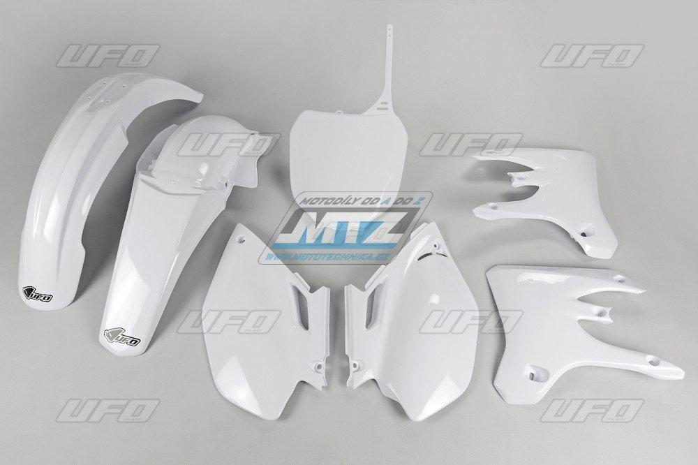Sada plastů Yamaha - YZF250+450 / 03-05 - bílá