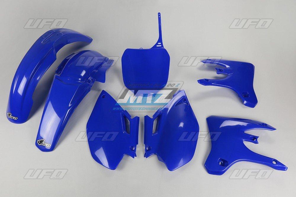 Sada plastů Yamaha - YZF250+450 / 03-05 - modrá