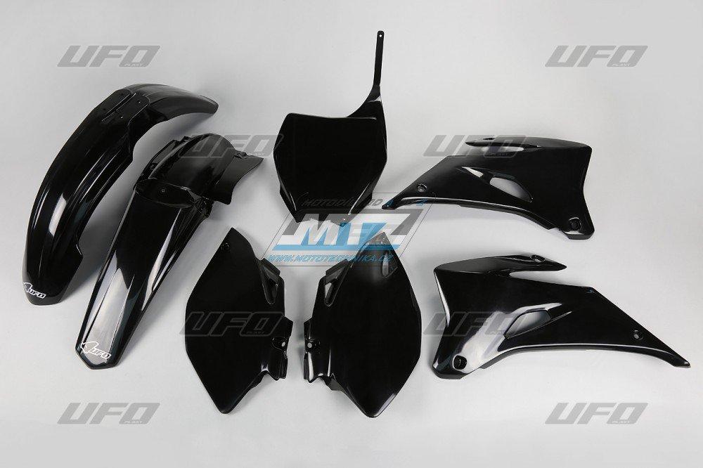 Sada plastů Yamaha - YZF250+450 / 06-09 - černá