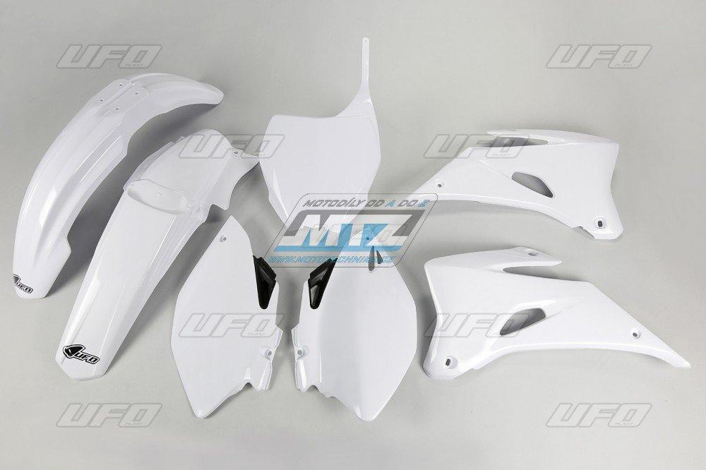 Sada plastů Yamaha - YZF250+450 / 06-09 - bílá