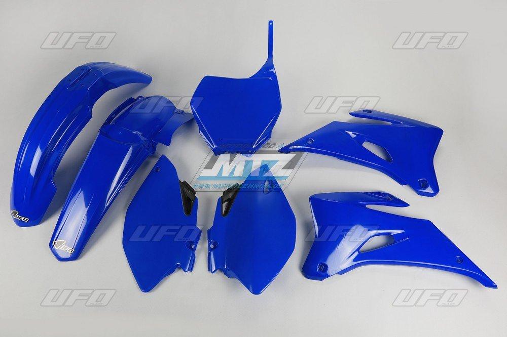 Sada plastů Yamaha - YZF250+450 / 06-09 - modrá