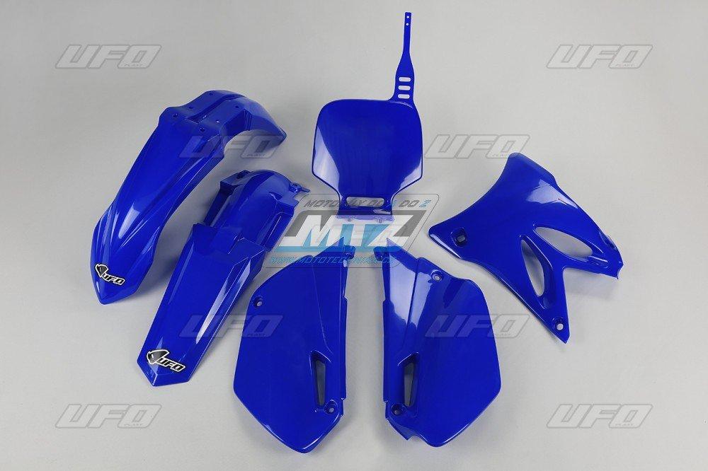 Sada plastů Yamaha - Restyling YZ85 / 02-12 - modrá