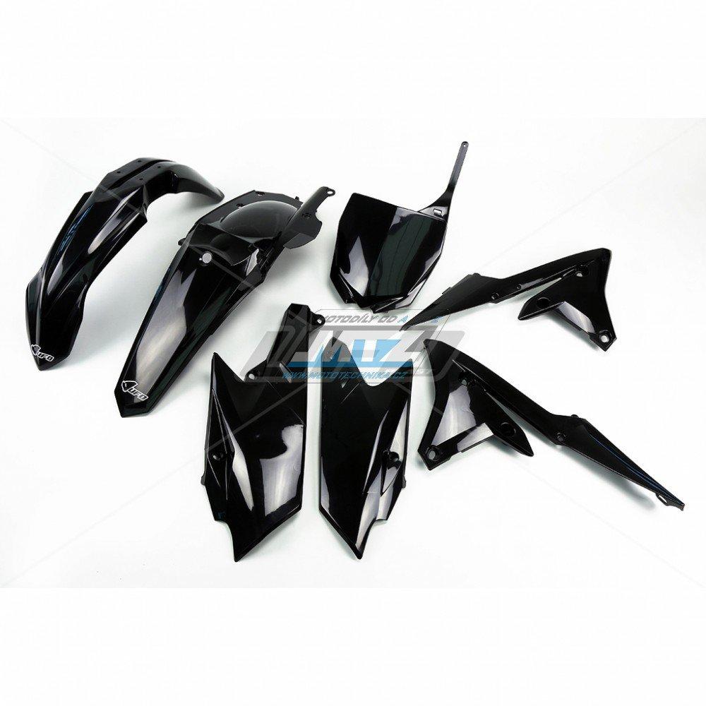 Sada plastů Yamaha - YZF250+450 / 14-17- černá