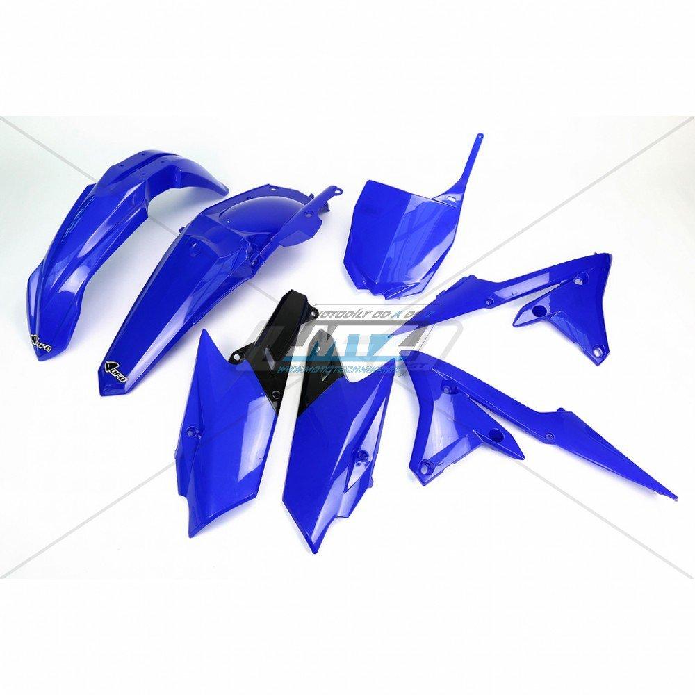 Sada plastů Yamaha - YZF250+450 / 14-17- modrá