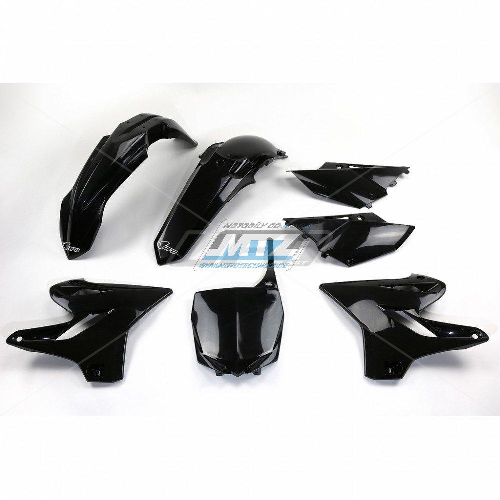 Sada plastů Yamaha - YZ125+250 / 15-17 - černá